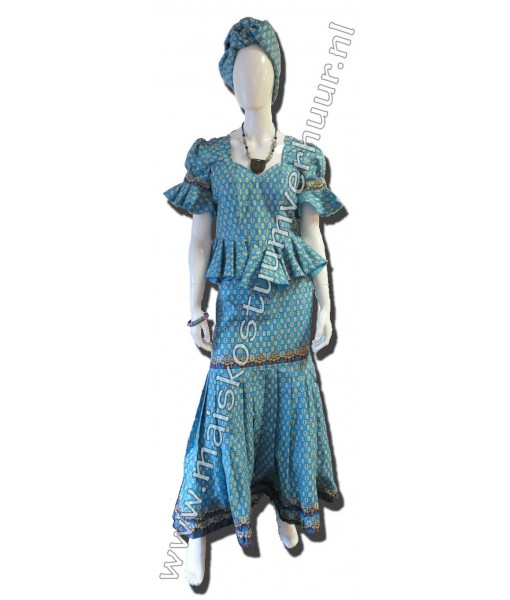 Afrikaanse klederdracht