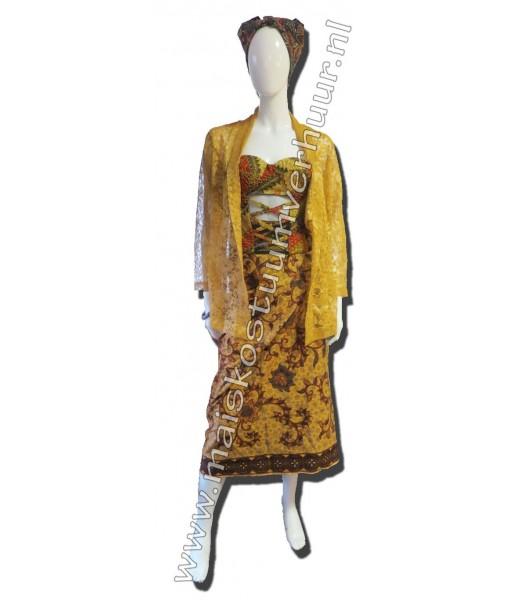 Indonesische klederdracht