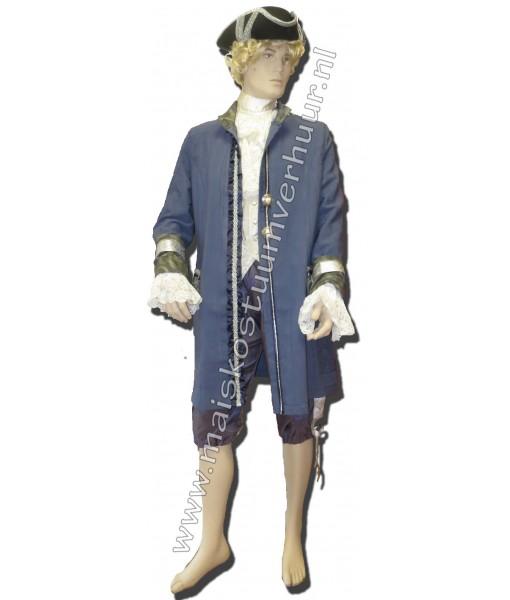 Barok heer Francois