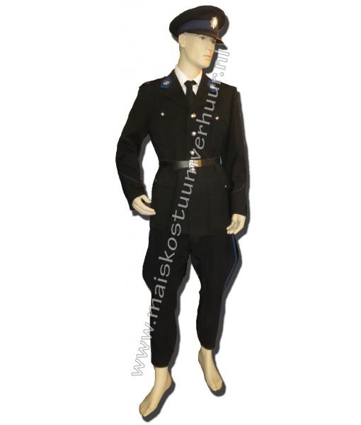 Politie uniform uit 1975