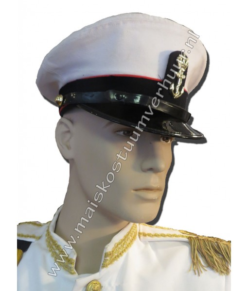 Kapitein wit