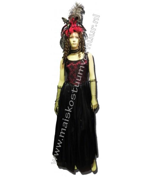 Burlesque dame Antonia