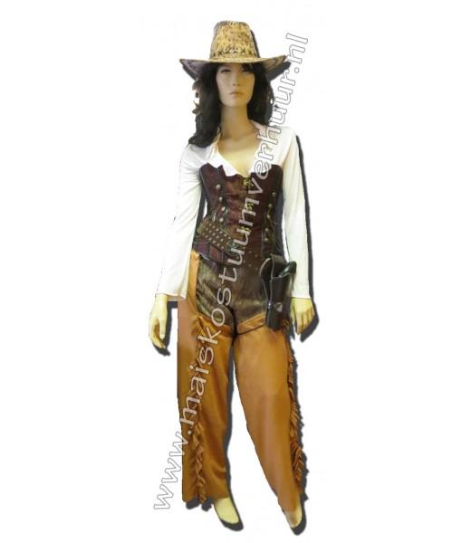 Cowgirl Selma