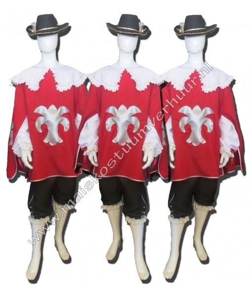 De 3 Musketeers