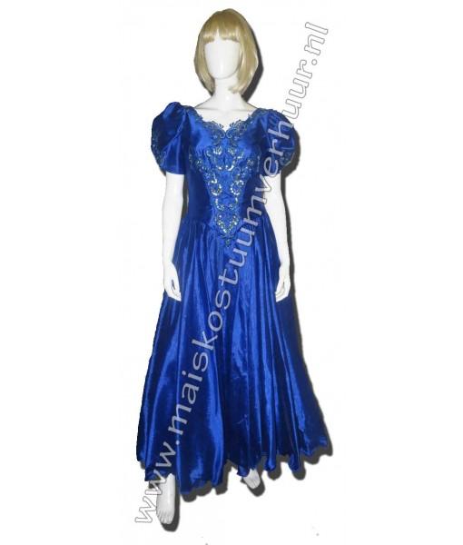Galajurk blauw 10