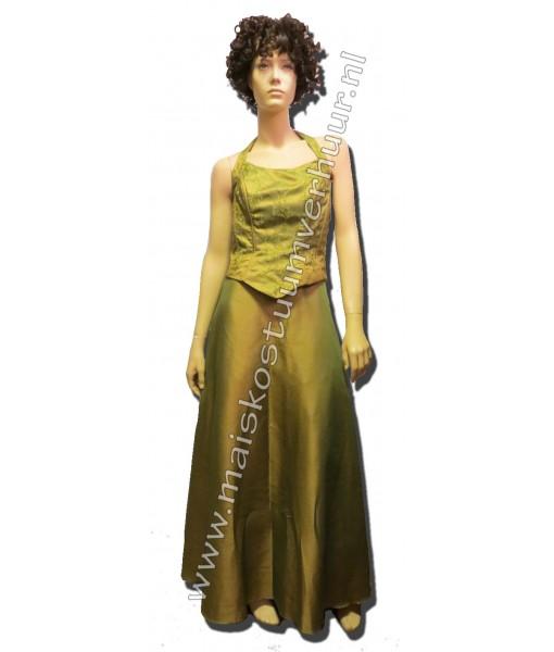 Gala jurk Groen 3