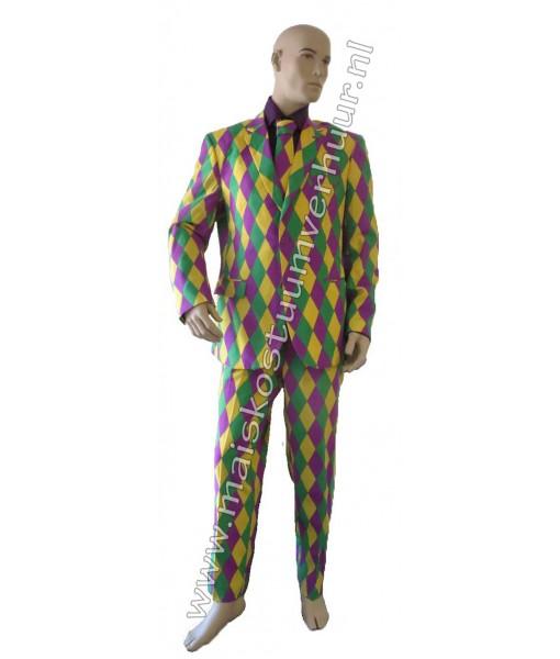 Heren kostuum Wieber