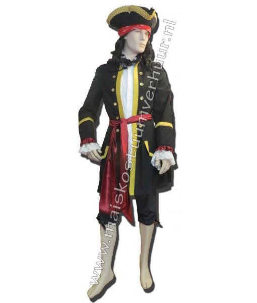Piraat Blackbeard