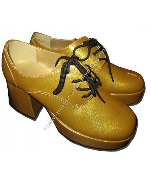 Heren disco schoenen
