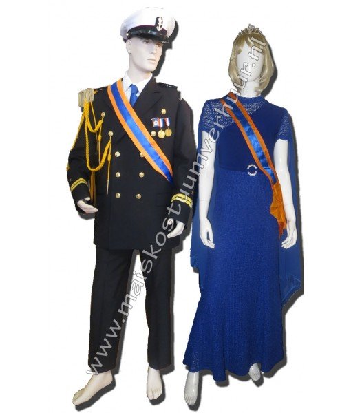 Prins Willem Alexander & Maxima