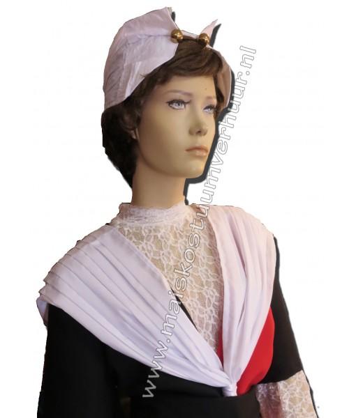 Amsterdams Weesmeisje  uit 1890