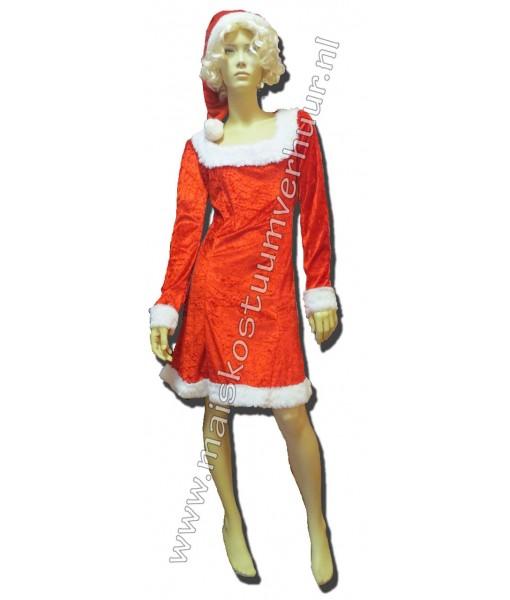 Kerstdame Suzy