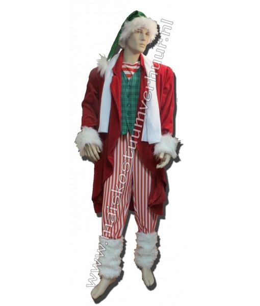 Kerst Elf Christiaan