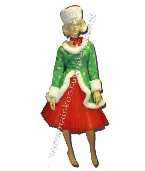Kerst dame Amalia