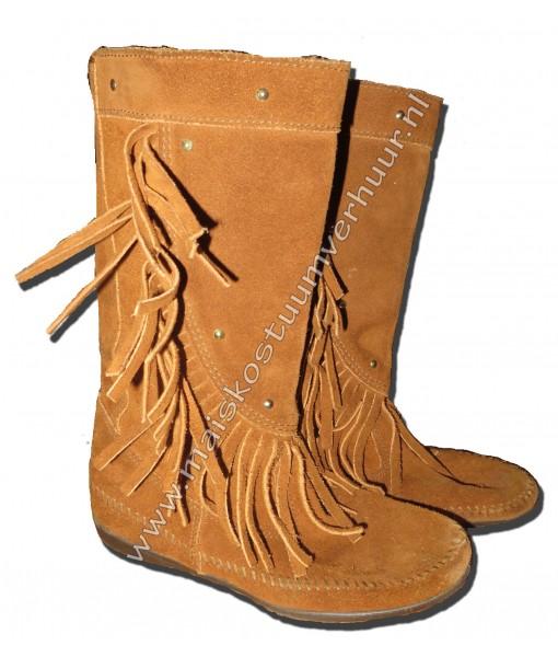 Indianen laarzen