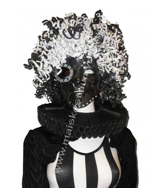 Masked Steampunk Girl