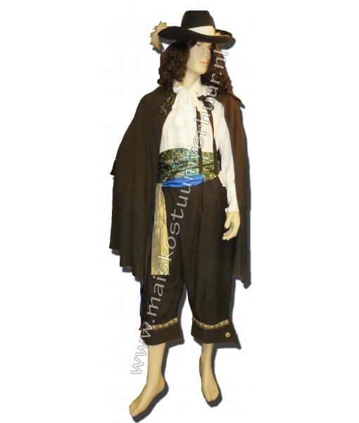 Middeleeuwse edelman Boudewijn