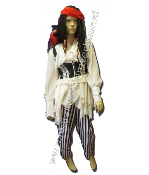 Piraten meisje Concetta
