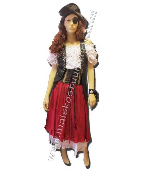 Piraten meisje Felony