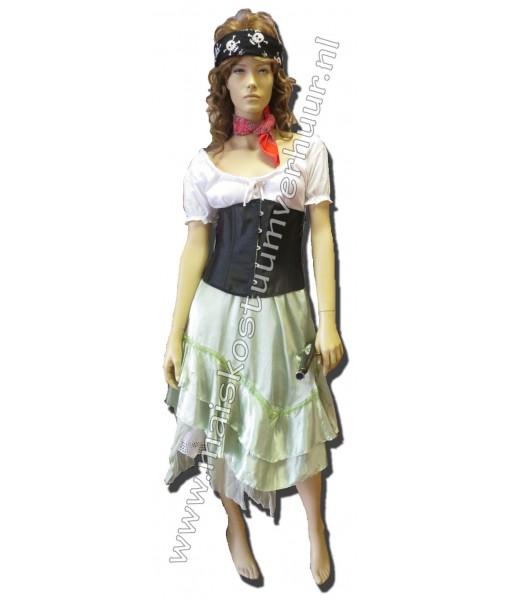 Piraten meisje Lady