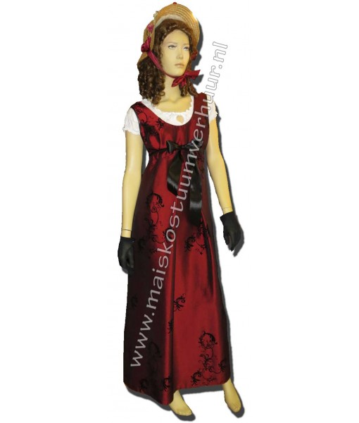 Regency dame Anne-Sophie