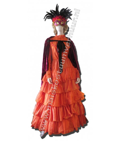 Venetiaanse dame Valentina