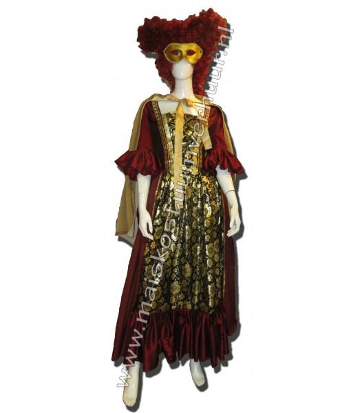 Venetiaanse dame Donna
